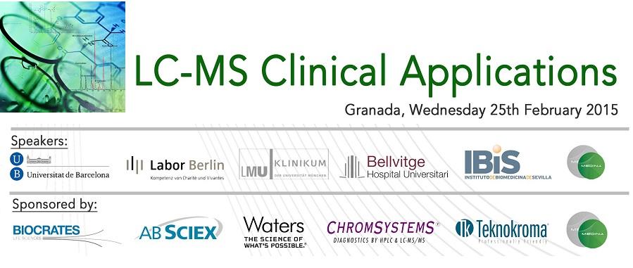 ▪ MEDINA brings together in Granada worldwilde clinical diagnostics experts