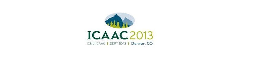 ▪ ICAAC2013 A Novel Family of Natural Products Antibiotics with Broad Spectrum against Gram-negative Pathogens, Denver – EEUU