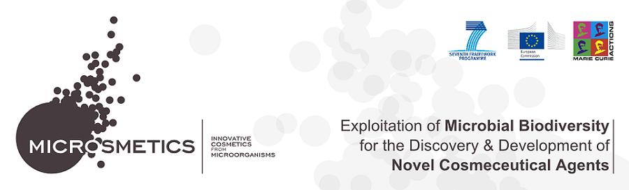▪ Innovative Cosmetics from Microorganisms – MICROSMETICS