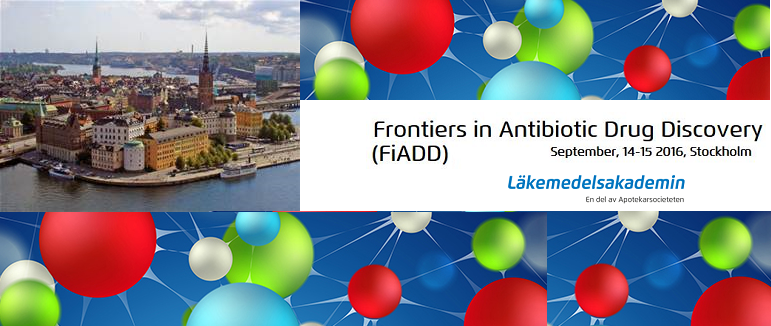 FiAAD, Frontiers in Antibiotic Drug Discovery – Stockholm, Sweden