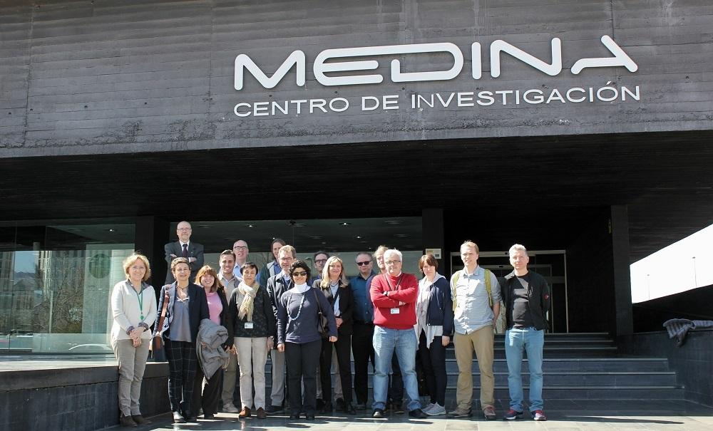 Primera reunión del proyecto MARPIPE – 15 de Marzo – Granada