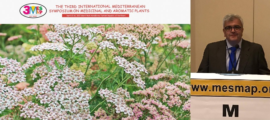 3rd Mediterranean Symposium on Medicinal and Aromatic Plants, 13-16 de Abril, Turquía