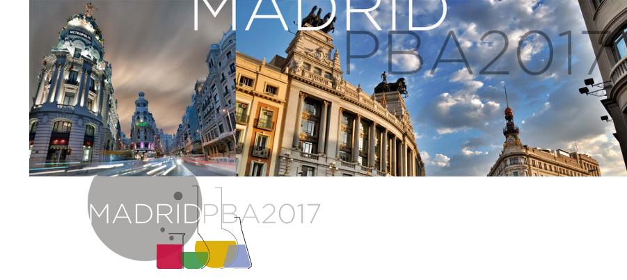 ▪ PBA 2017, 2-5 Julio – Madrid, SPAIN