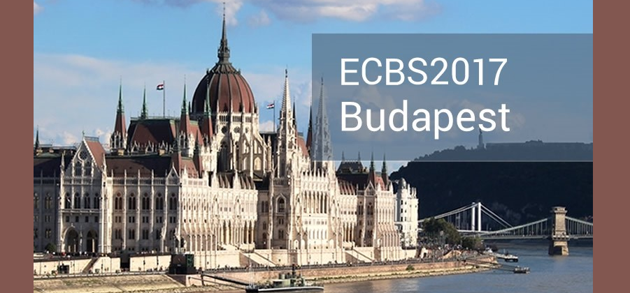 ▪ ECBS2017 – 5th European Chemical Biology Symposium – July 2-4 – Budapest – Hungary
