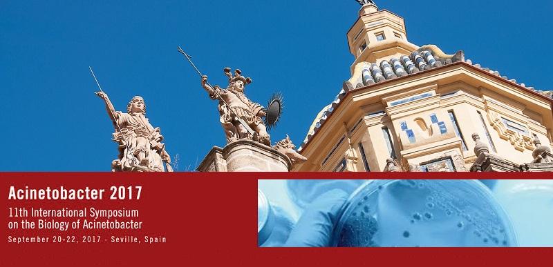 International Symposium on the Biology of Acinetobacter, September 20 – 22, Seville