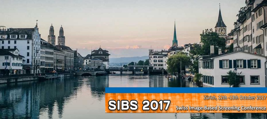 ▪ SIBS 2017, October, 12-13, Zurich