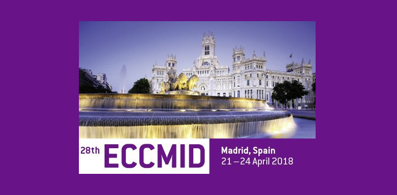 28th ECCMID European Congress of Clinical Microbiology and Infectious Diseases, 21-24 April, Madrid – Spain