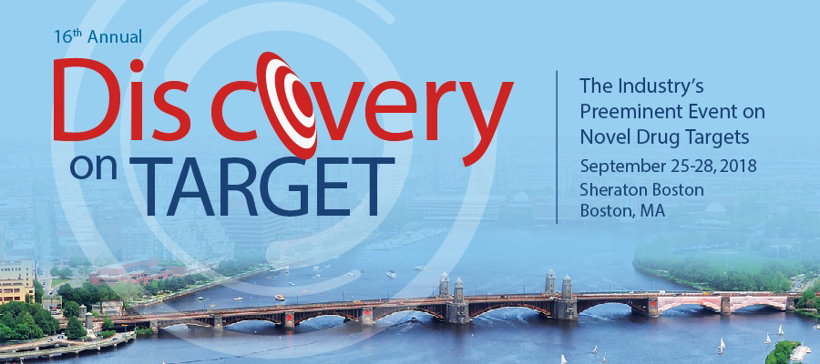 ▪ 16th Annual Discovery on Target Conference, September 25-28, Boston – USA