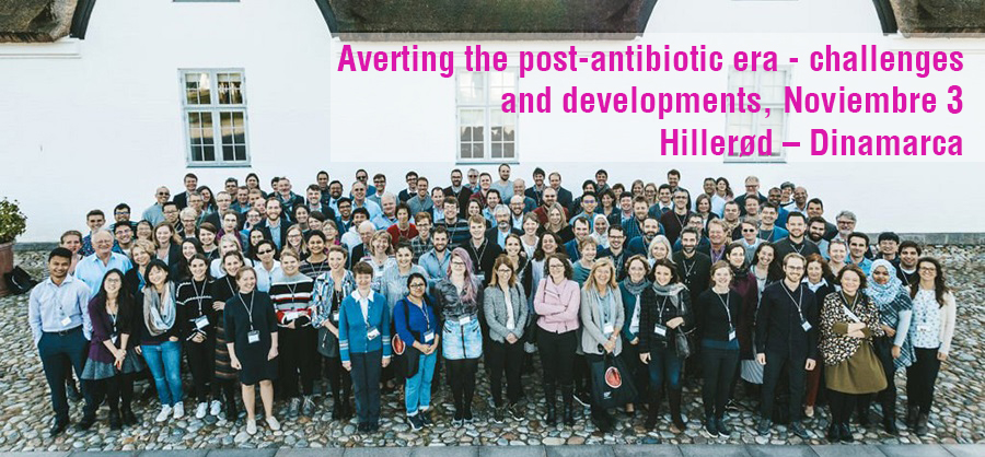▪ Averting the post-antibiotic era – challenges and developments, 3rd of November 2018, Hillerød – Denmark
