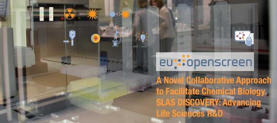 ▪ EU-OPENSCREEN: A Novel Collaborative Approach to Facilitate Chemical Biology. SLAS DISCOVERY, Advancing Life Sciences R&D, Enero 2019