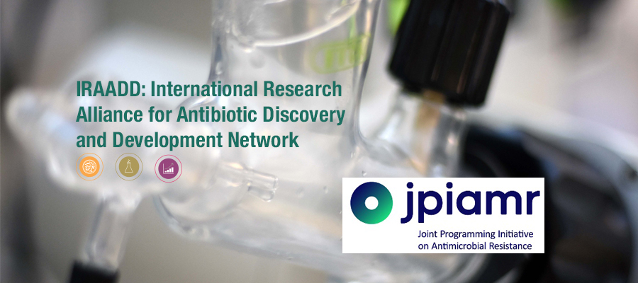 IRAADD: International Research Alliance for Antibiotic Discovery and Development Network