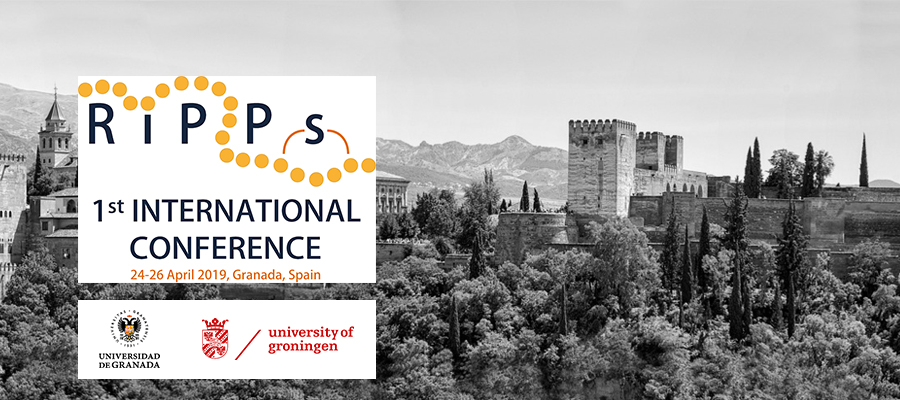 ▪ RiPPs – 1st INTERNATIONAL CONFERENCE, 24-26 Abril, Granada