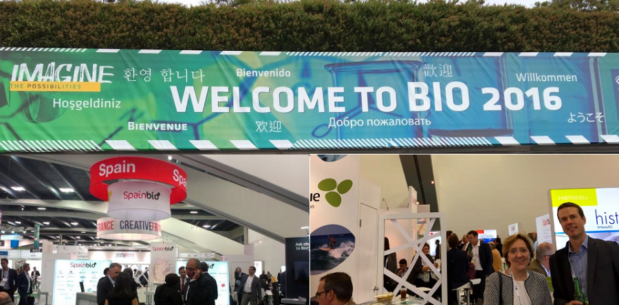 ▪ Bio Convention 2016, June 6-9, San Francisco – EEUU