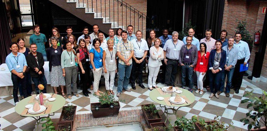 ▪ 2nd PARAMET anual meeting in Granada