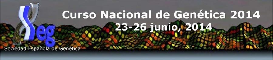 ▪ VII Genetics workshop, 23-26 Junio – Sevilla