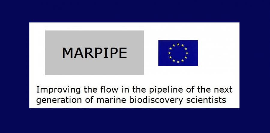 ▪ MarPipe, a new Innotivative Training Network (ITN) from the H2020-Marie Curie Actions program