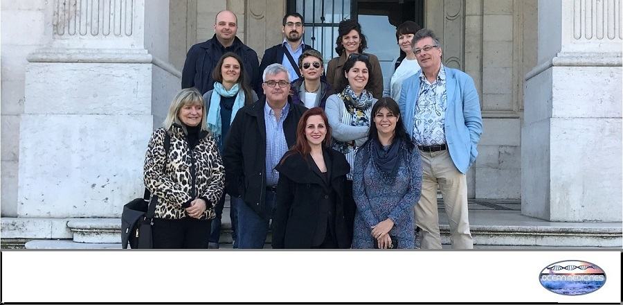 ▪ GENERAL MEETING OCEAN MEDICINE, 3-4 APRIL, LISBON
