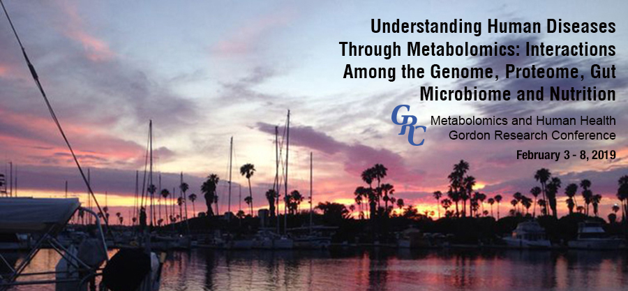 ▪ Understanding human diseases through Metabolomics: Interactions among genome, proteome, gut microbiome and nutrition. Gordon Research Conference. 3-8 de Febrero, Ventura, EEUU