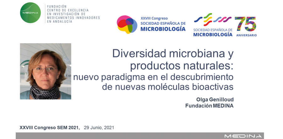XXVIII National Congress of Microbiology, June 28 – July 2, 2021