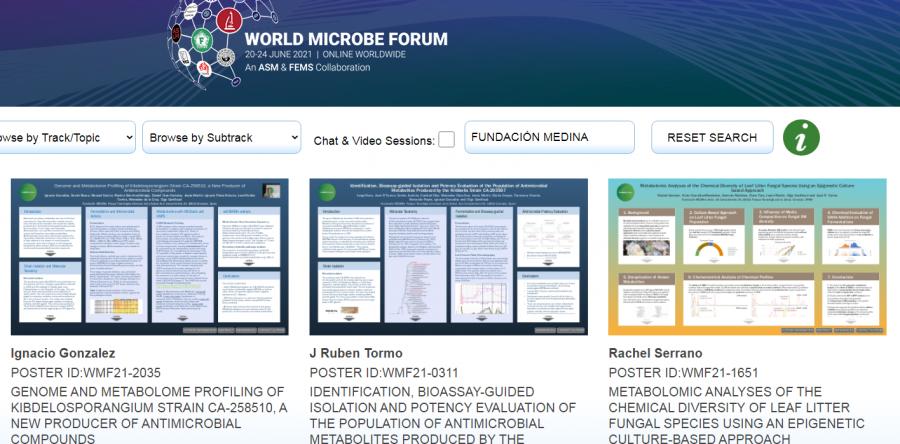 World Microbe Forum, 20 – 24 June 2021. Online Worldwide.