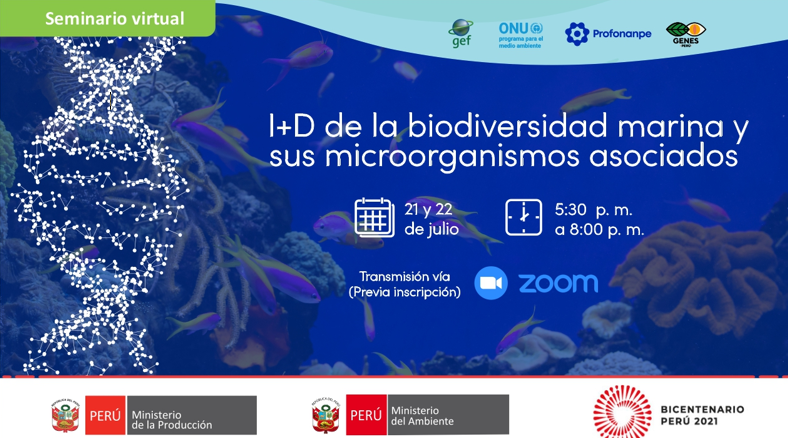 """""""R&D of marine biodiversity and its associated microorganisms"""""""