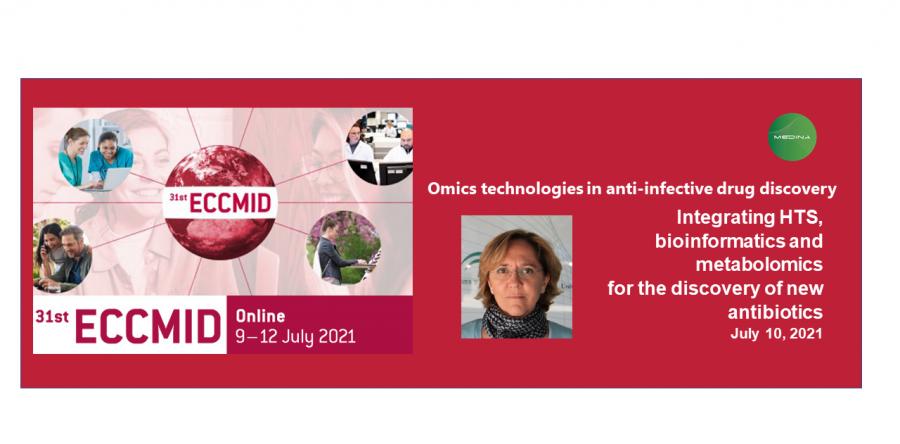 31st European Congress of Clinical Microbiology & Infectious Diseases (ECCMID), 9-12 de julio de 2021